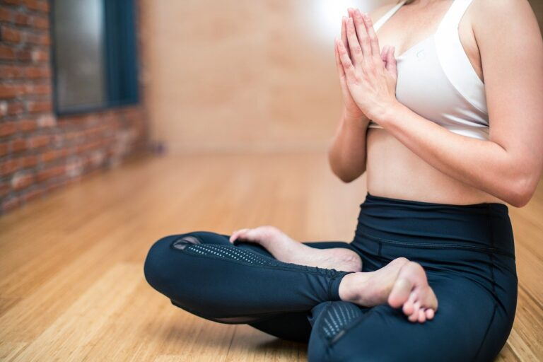 Yoga for Peace of Mind