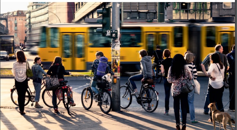 The world is changing and so are urban commuters
