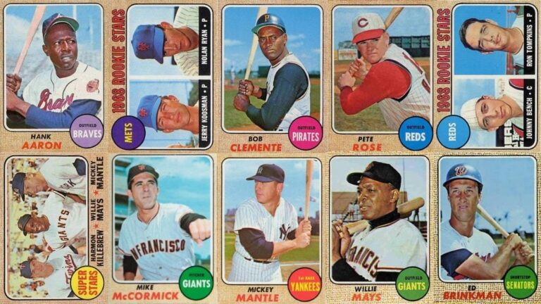 Baseball Cards: Insight On Inserts and Hobby Versus Retail
